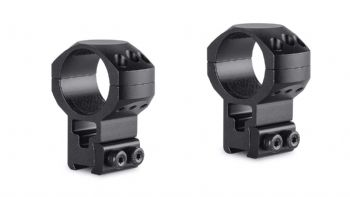Hawke Tactical Mounts 30mm 2pc 9-11mm Dovetail EXTRA-HIGH Scope Mount Rings 24108